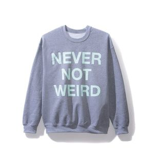 Anti Social Social Club Never Not Weird Sweater
